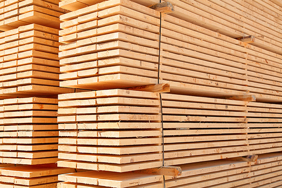 Fire Treated Timber